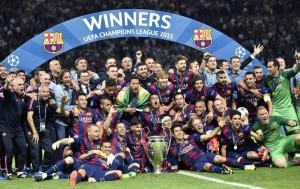 победители лиги чемпионов