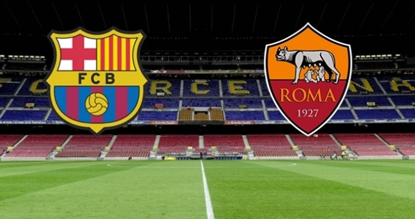 Барселона - Рома 24.11.2015 Барселона - Рома 24.11.15