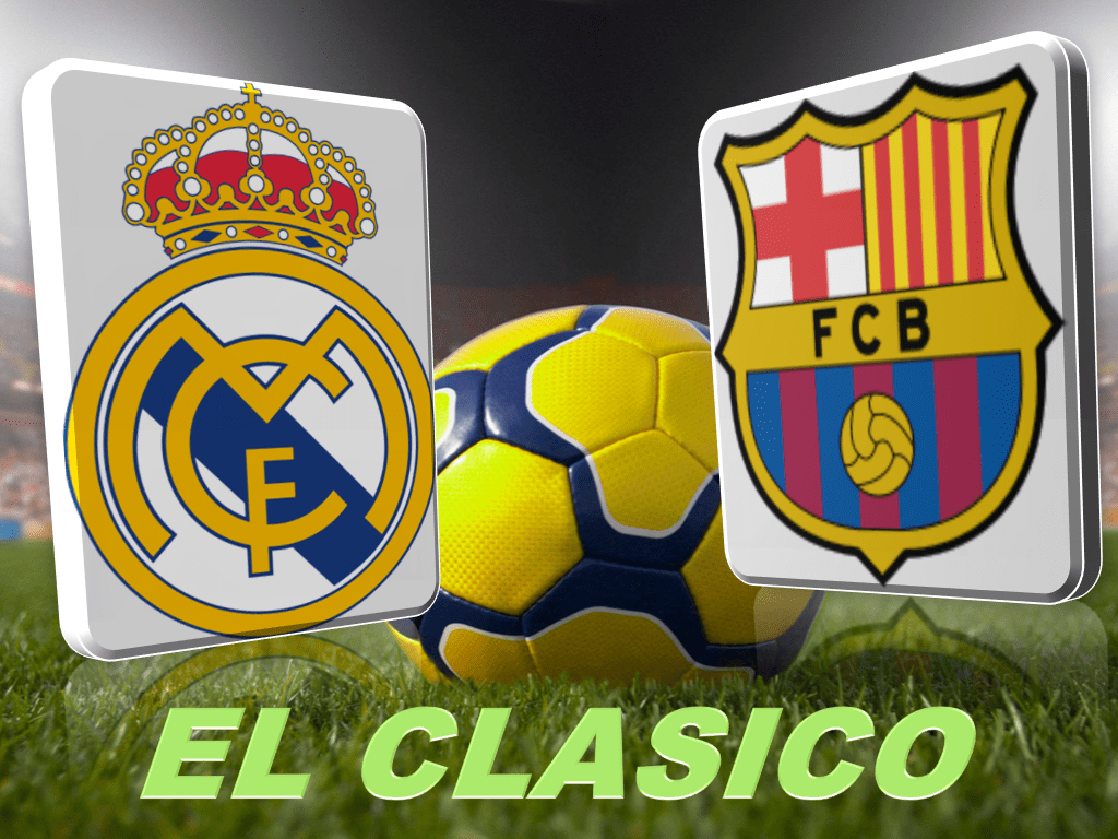 Реал Мадрид - Барселона 21.11.2015 Реал - Барселона 21.11.15