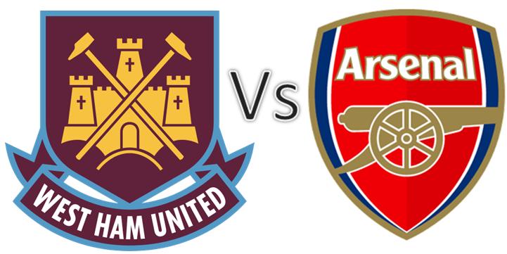 Вест Хэм — Арсенал 12 января, футбольный матч