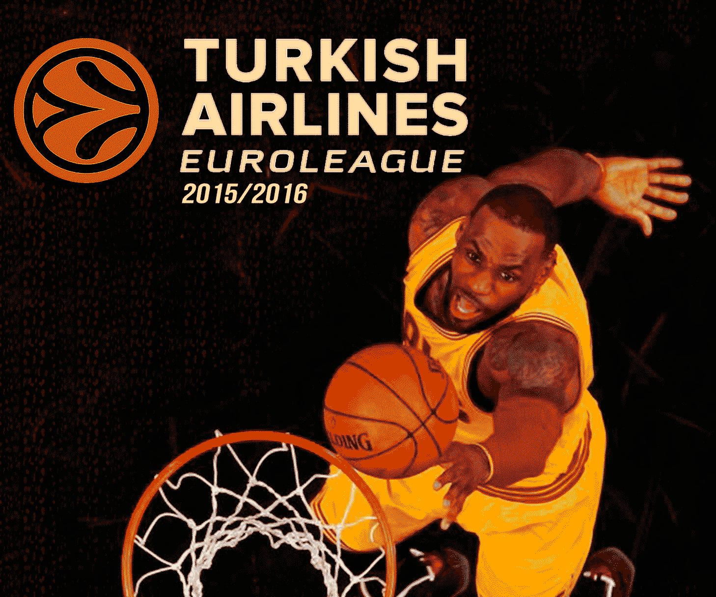 euroleague 2015/2016