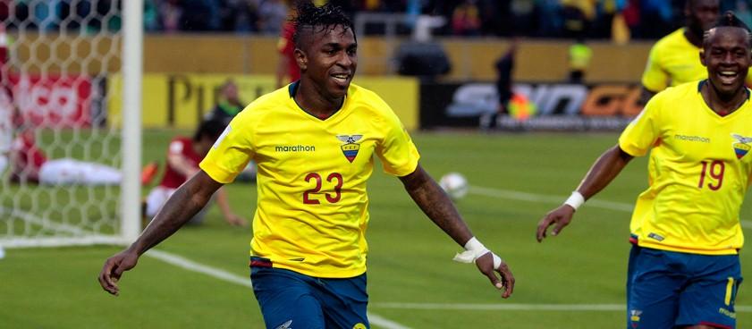 Прогноз на футбол бразилия эквадор